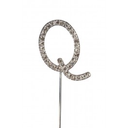 Diamantové písmeno - Q