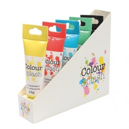 Sada 5 barev Colour Splash 5x25g