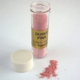 Dusky Pink (Starorůžová) Sugarflair