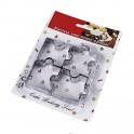 Puzzle kovové vykrajovačky 4ks