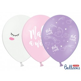 "Balónky ""Jednorožec"" 6 ks"