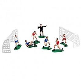 Postavičky Fotbal PME 9 kusů