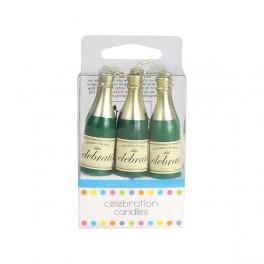 Svíčky champagne 6ks