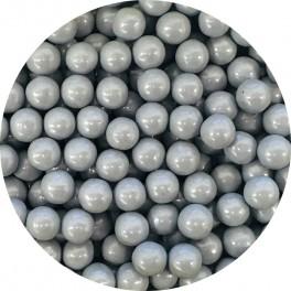 Cukrové perly stříbrné 7 mm 50g