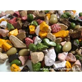 Čokoládové kamínky 100g
