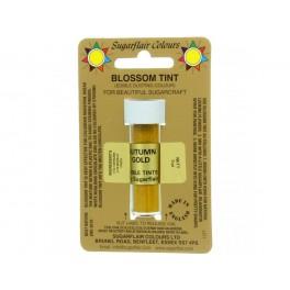 Jedlá prachová barva Sugarflair (7 ml) - Autumn Gold min.trv.12/2019