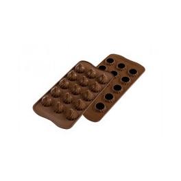 Forma na čokoládu - Choco Drop 3D