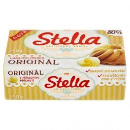 Stella s příchutí másla, na krémy i pečení 250g