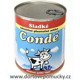 Sladké condé (kondenzované mléko) 1kg