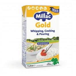 Šlehačka Millac GOLD 33,5% 1l neslazená