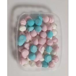 Cukrové pusinky Meringhe (mix) 50g