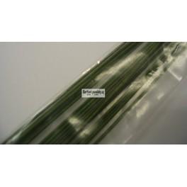 Aranžovací drátky zelené velikost 26 Hamilworth